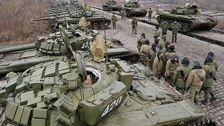 Armata rusă lansează noi manevre militare la frontiera cu Ucraina