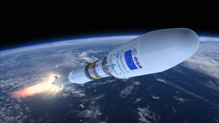 Primul satelit dedicat Sentinel 1A, lansat în Spaţiu