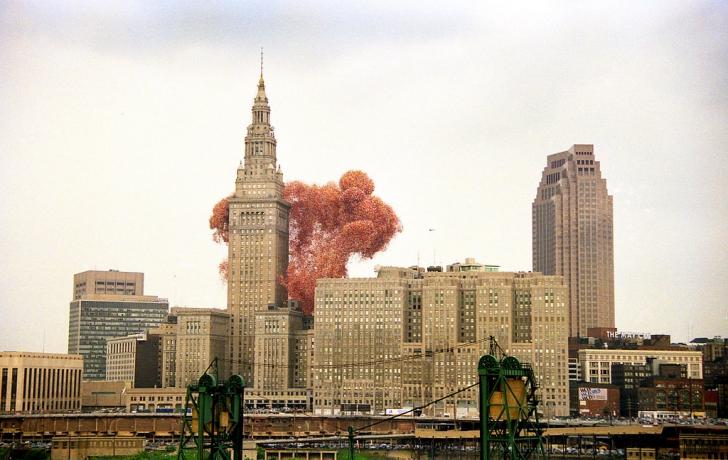 Sarbatoarea baloanelor din Cleveland
