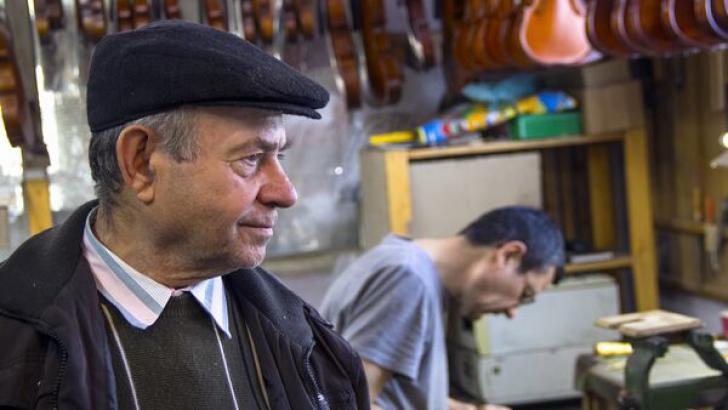 Gheorghe Gre, Stradivarius de Sălaj