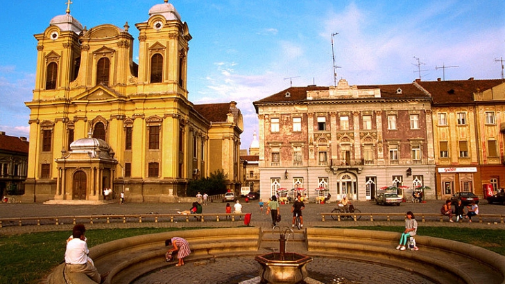 Cel mai sigur oraş din România
