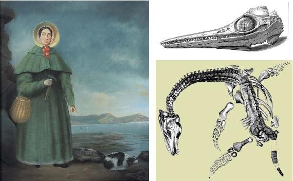 MARY ANNING, femeia care a trezit dinozaurii la viaţă ...