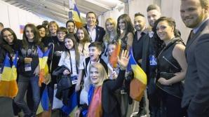 PONTA, CRITICAT PENTRU EUROVISION de doi membri ai Consiliului de Administraţie al TVR
