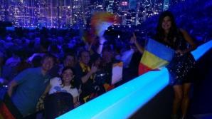 FINALA EUROVISION 2014. Momente incendiare la EUROVISION. Cum se distrează artiștii în culise?