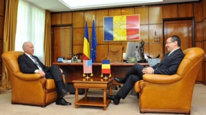 JOE BIDEN, întâlnire cu Victor Ponta, la Guvern / Foto: facebook.com