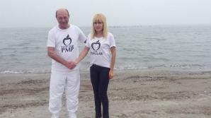 Băsescu, despre fotografiile cu liderii PMP: Sunt făcute într-o zi de vacanţă