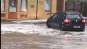 Imagini din zona 11 iunie din Bucureşti