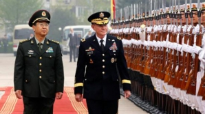 Şeful Statului Major General al armatei chineze, alături de omologul său american, Martin Dempsey