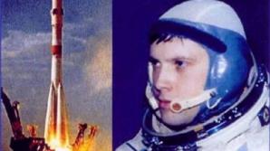 Dumitru Prunariu va rămâne în istoria României ca primul cosmonaut