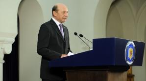 Băsescu: Există riscul ca la alegerile din 25 mai partidele populiste să confişte agenda