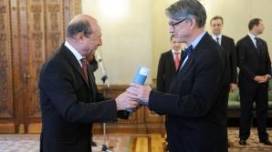 Băsescu, despre PATAPIEVICI: Până la numirea la ICR, era utilizat pentru acordarea de sinecuri