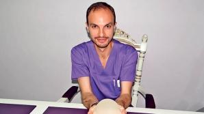 Chirurgul vedetelor, jefuit