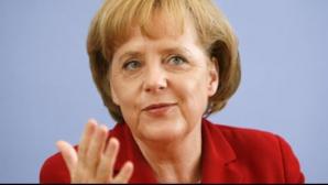 Merkel: Violenţa va fi exclusă de la mesele rotunde pe tema viitorului Ucrainei