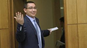 Ponta: Am obţinut rezultatul dorit: decoraţiile sunt pentru servicii aduse statului, nu unui lider / Foto: MEDIAFAX