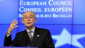 Herman Van Rompuy: UE va semna Acordul de asociere cu Republica Moldova pe 27 iunie