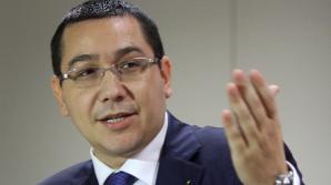 PSD: Aşa-zisele huiduieli la adresa lui Ponta, făcute de preşedintele PMP Buftea / Foto: MEDIAFAX