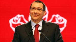Ponta: Foarte bine că s-a făcut alianţa PNL-PDL, l-au scos pe Băsescu mai repede la pensie