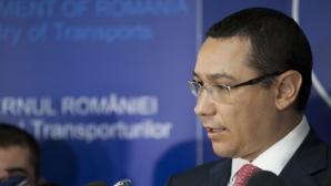 Ponta: Cei care m-au huiduit, nişte interlopi profesionişti cu tatuaje