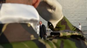 Băsescu, aşteptat la ceremonia de admitere a Consiliului din România în Liga Navală a SUA / Foto: Arhiva MEDIAFAX