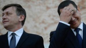 Antonescu: Ponta şi Băsescu compromit România prin sfada continuă şi spun că eu sunt certăreţ