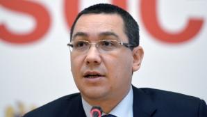 Ponta: Antonescu l-a reevaluat pe Băsescu, Băsescu l-a reevaluat pe Antonescu; e treaba lor