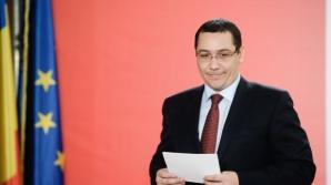 Ponta: În 2014 nu se alege între doi comunişti; niciun candidat nu a fost securist, ca Băsescu