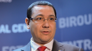 Ponta: Puii ceruți de Florin Popescu erau pentru Băsescu / Foto: MEDIAFAX
