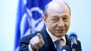 Băsescu: Astăzi pot spune că arhiva SRI şi arhiva SIE, cu Dunărea Operativă s-au predat integral
