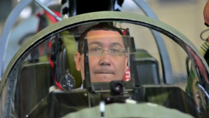 Guşă: Ponta e victima unui joc de culise al unor traficanţi de putere în spaţiul internaţional / Foto: MEDIAFAX