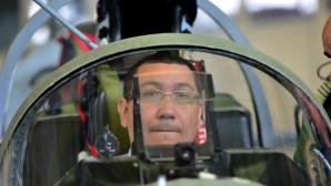 Datoriile istorice din industria de apărare, ŞTERSE. Ponta: 'Oricum nu pot fi plătite!' / Foto: MEDIAFAX