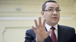 Ponta, la Bruxelles: Antonescu, Blaga, MRU să nu rateze unificarea. Ar fi păcat! / Foto: MEDIAFAX