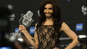 EUROVISION 2014. Conchita Wurst, chipul și vocea care au cucerit lumea