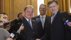 PDL ŞI PNL FUZIONEAZĂ. Candidat UNIC la Cotroceni