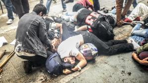 CIOCNIRI VIOLENTE în Turcia