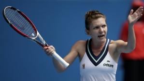 Halep: Semifinala cu Kvitova va fi un meci greu, dar o să lupt pentru şansa mea