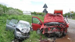 Accident grav în Dolj