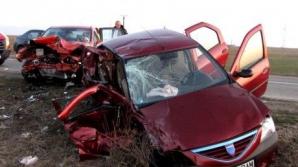 ACCIDENT GRAV în Suceava: O poliţistă A MURIT
