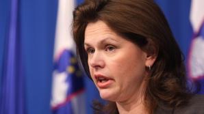 Premierul sloven şi-a depus DEMISIA
