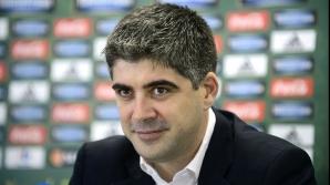 Șeful arbitrilor, Alexandru Deaconu: Numai Dumnezeu mă poate schimba din funcție