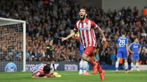 Atletico Madrid a învins Chelsea Londra, scor 3-1, şi s-a calificat în finala Ligii Campionilor