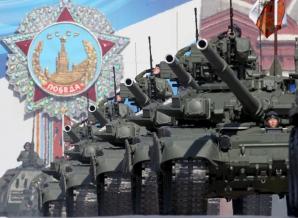 Paradă a armatei ruse