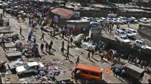 Cel puţin zece morţi şi 90 de răniţi într-un atentat produs la Nairobi