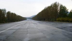Cum arată cea mai goală şosea din lume
