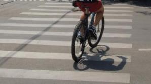 Biciclist din Cluj, indignat după ce a primit o amendă uriaşă