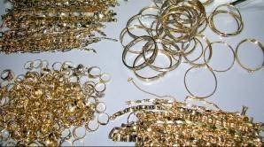 Percheziții și la firma de bijuterii a primului soț al Mihaelei Rădulescu