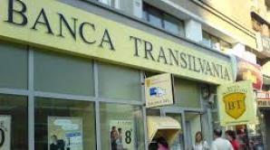Anunt BOMBA de la Banca Transilvania