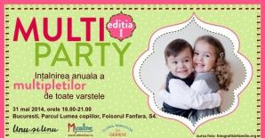 Multiparty – intalnirea multipletilor din Romania