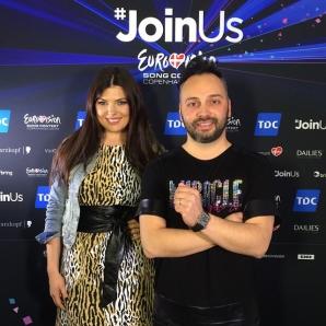 EUROVISION 2014. Paula Seling şi Ovi