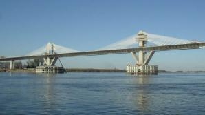 Primul tren de călători va circula, sâmbătă, pe Podul CALAFAT-VIDIN