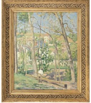 Cea mai valoroasă pictură europeană din România